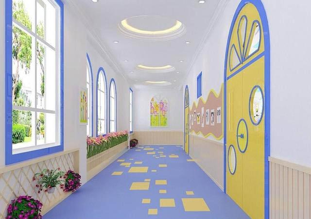 成都幼儿园装饰设计—幼儿园如何装修设计呢?