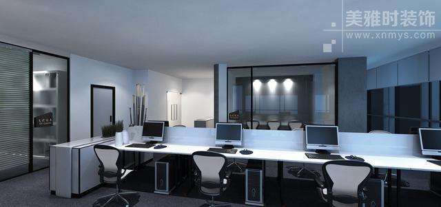 办公室灯光装饰