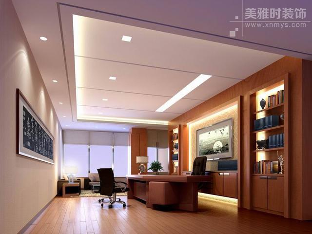 如何提升办公室装修设计中的格调内涵呢