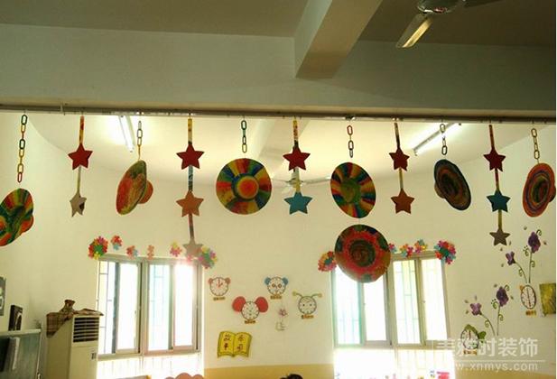 成都艺术幼儿园装修设计,选哪种风格更适合孩子们