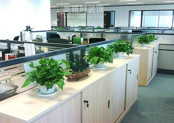 如何设计才能让办公室装修有特色-装修就找成都特色主题装修设计公司