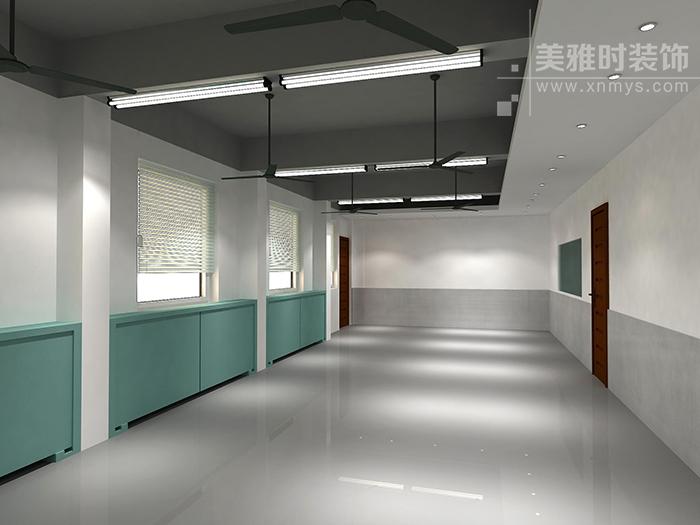 工装办公室装修设计细节注意_有工厂办公室装修经验的公司