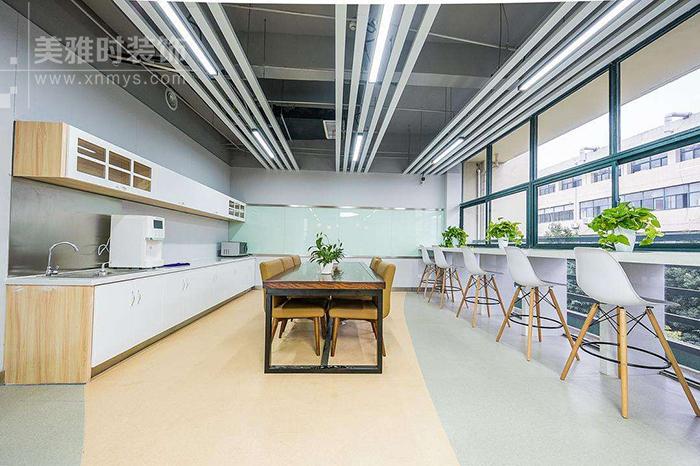 成都办公室茶水间装修设计技巧