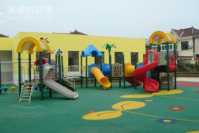成都幼儿园操场设计要注意哪些方面的问题?