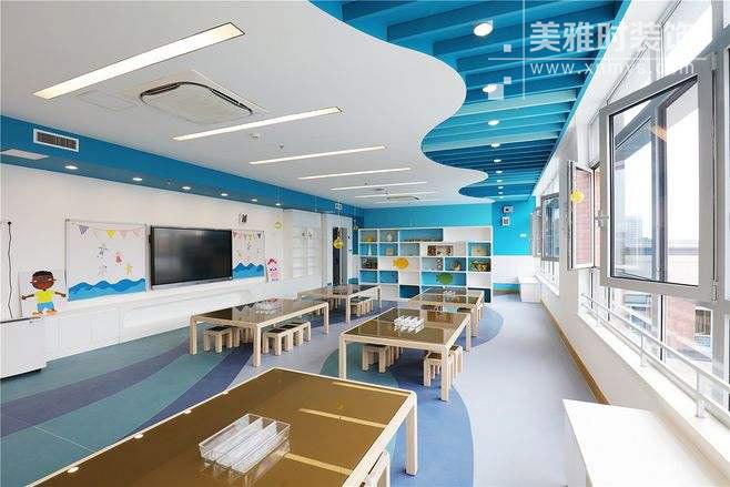 成都幼儿园装修设计如何提升安全性能