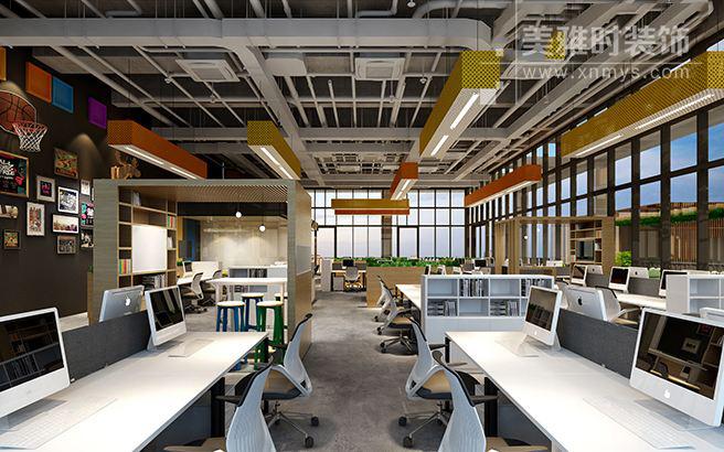 成都办公室装修中使用哪些常见的装修材料