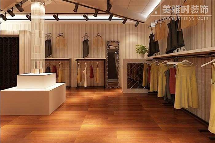 室内装修儿童服装店装修价格介绍