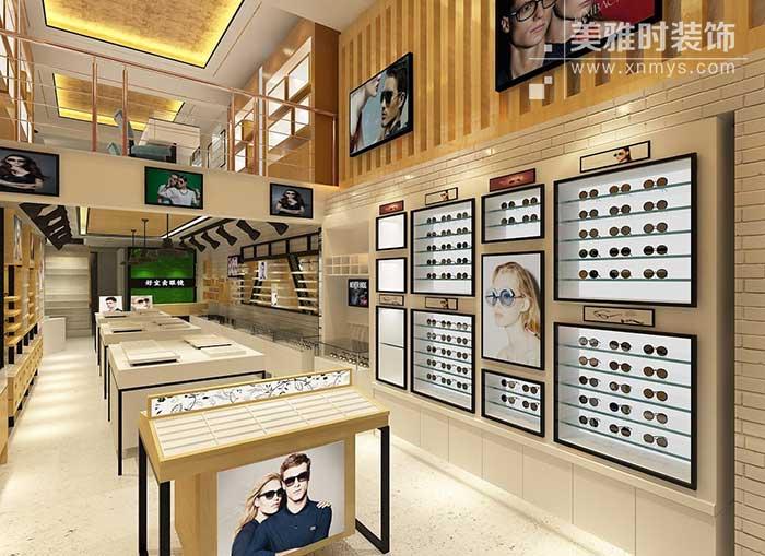 成都眼镜店装修如何找到一家专业的眼镜店装修公司?