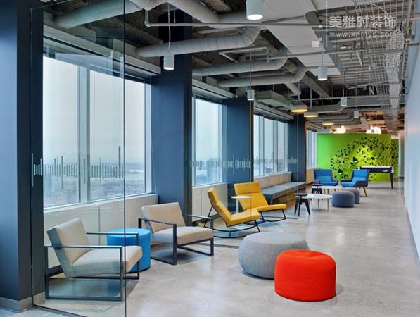 办公室装修设计发展方向有哪些全新的趋势