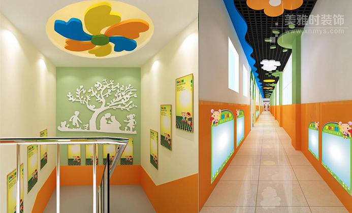 幼儿园环境装修需注意的问题-幼儿园环境设计须知