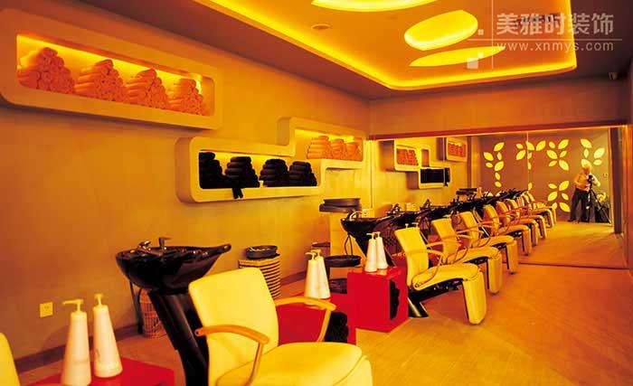 美容院装修如何充分利用有限空间呢?