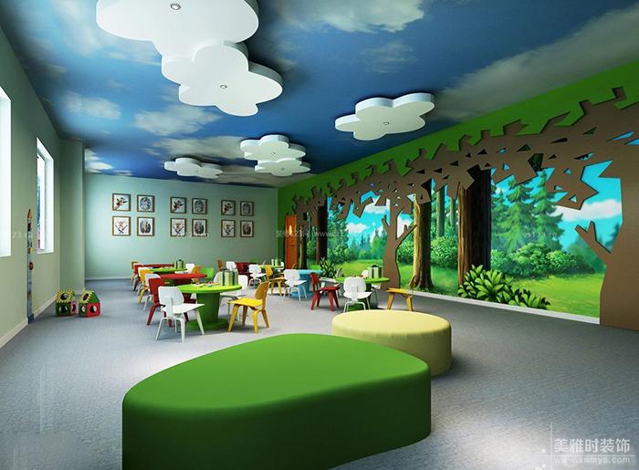 成都幼儿园建筑设计中的设计要点