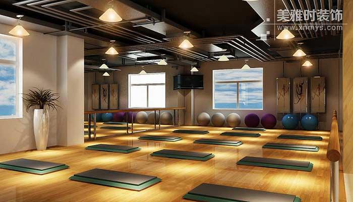 成都健身房装修公司给出的健身房装修实用技巧