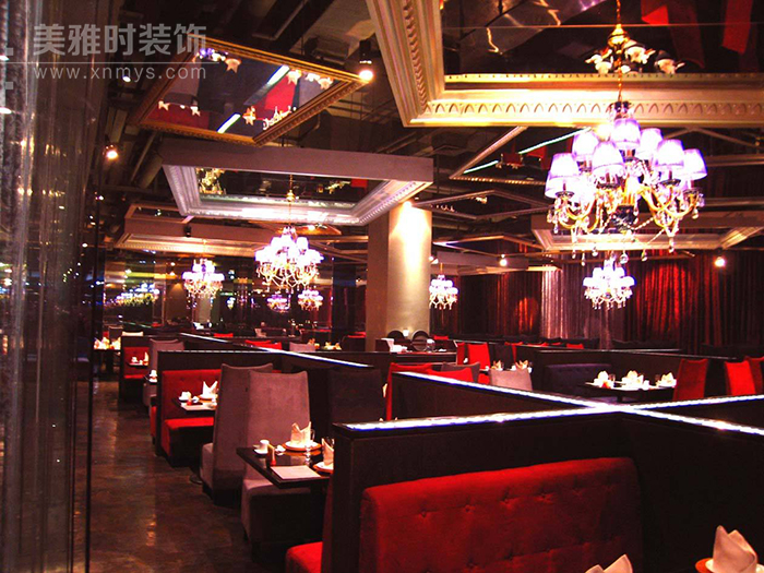 成都200平餐饮空间黑龙江11选5走势图一定牛设计包括几个方面