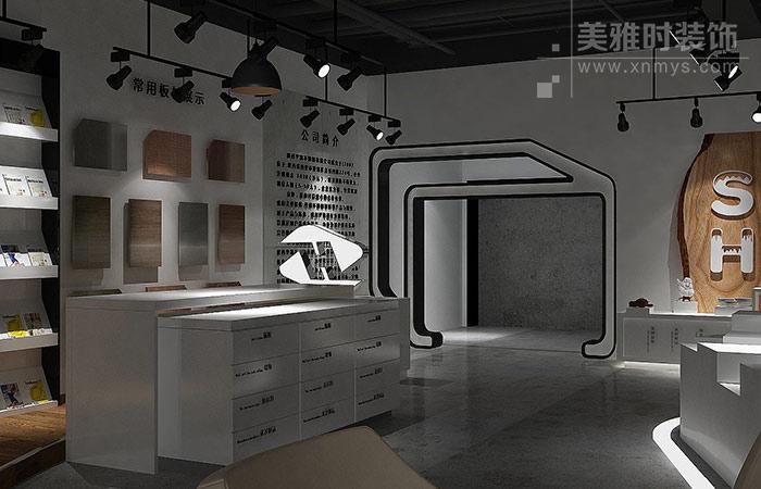 企业展厅装修设计中应注意哪些细节?