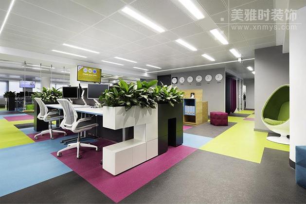 如何营造出办公室装修设计温馨感