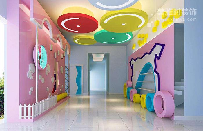 幼儿园装修要求和设计注意事项