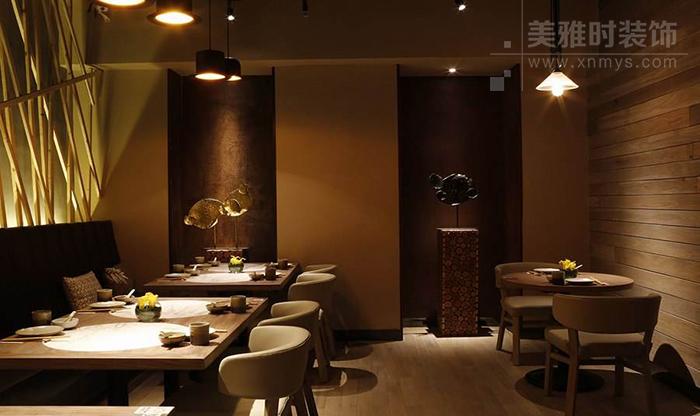 日式寿司店装修设计有什么特点?