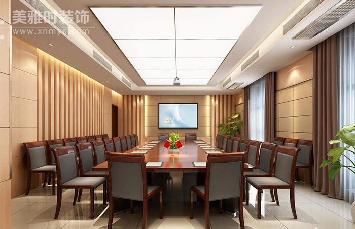 成都环球中心跃层办公室装修如何选择合适的照明灯具