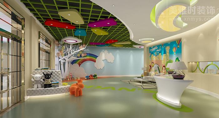 成都幼儿园环境设计公司