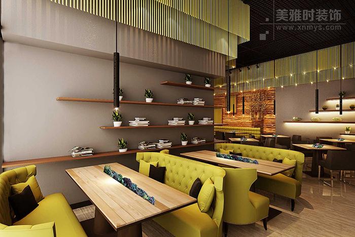 100平米左右的咖啡厅装修需要找装修公司吗?