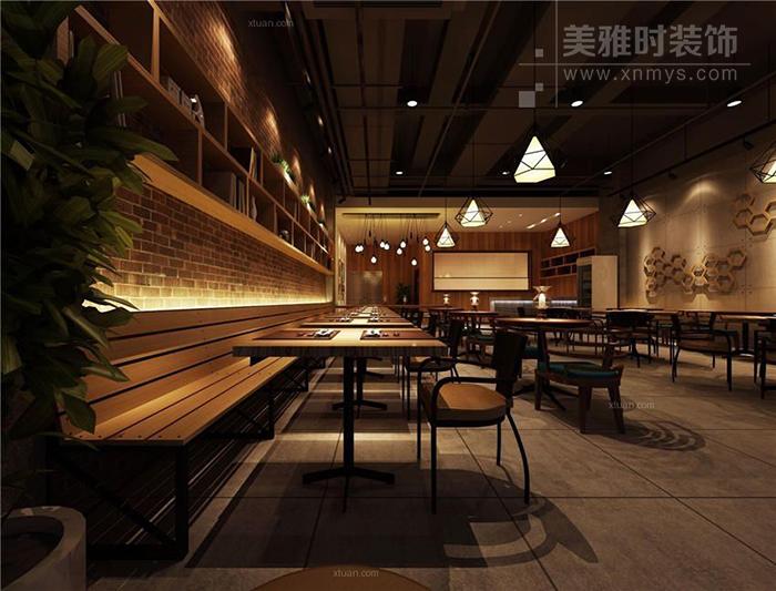 谈餐厅装修设计的要点及技巧
