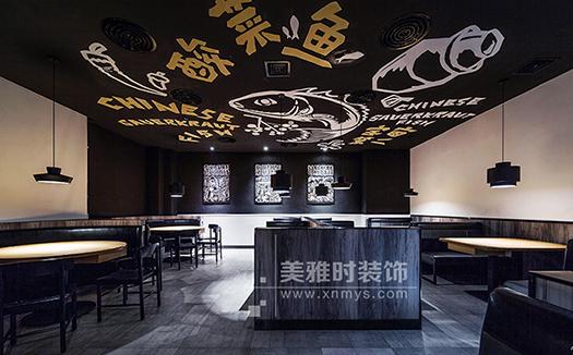 100平米餐馆装修在设计的时候有哪些需要注意呢?