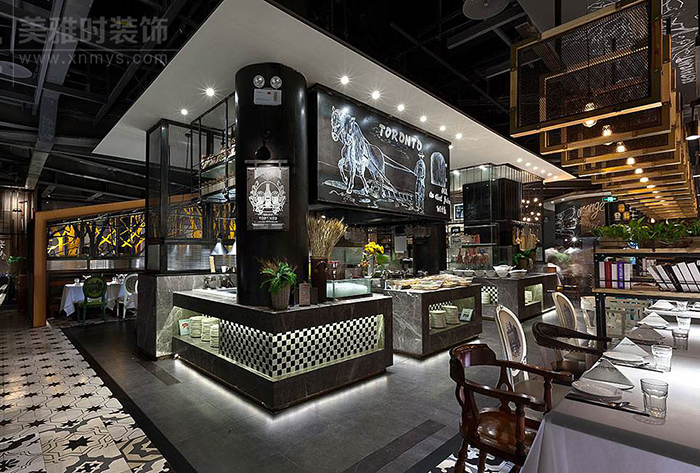 成都商业餐饮空间装修设计公司