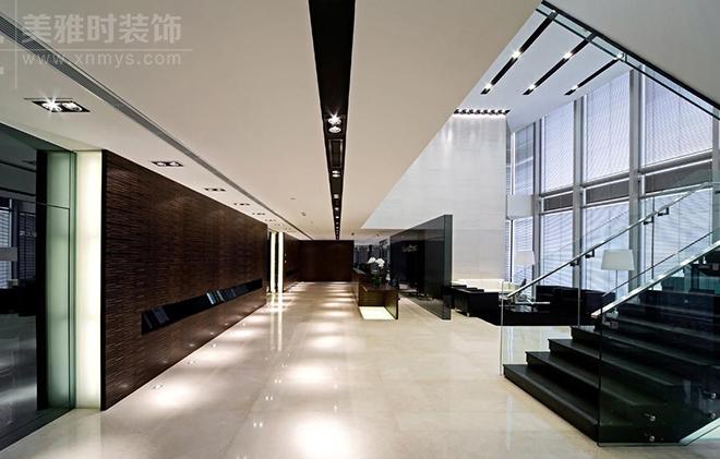 成都武侯区300平办公室时尚多元化设计