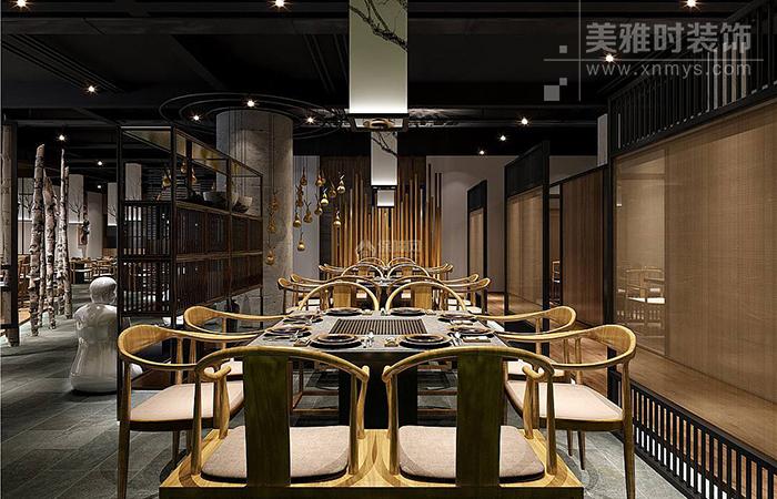 成都餐饮店吊顶材料有哪些种类,怎么设计比较合适