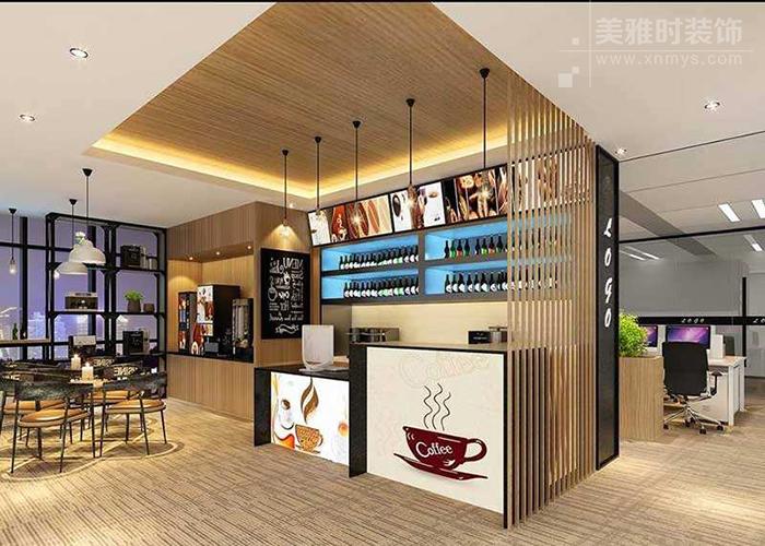 成都商场饮品店铺装修设计会有哪些原则?