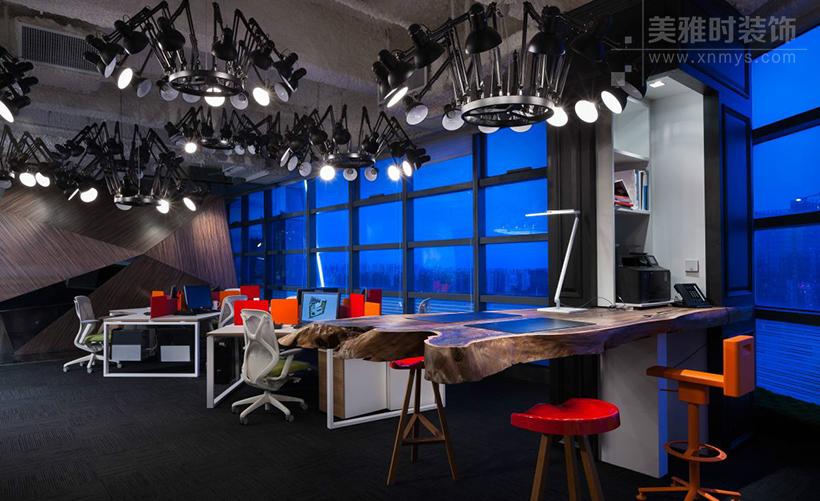 成都环球中心200平办公室装修需要注意哪些细节问题