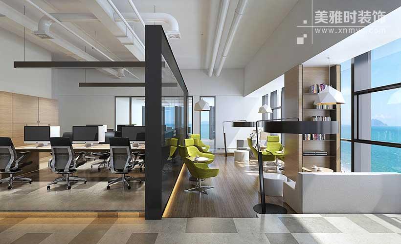 成都小面积办公室装修设计需要注重什么