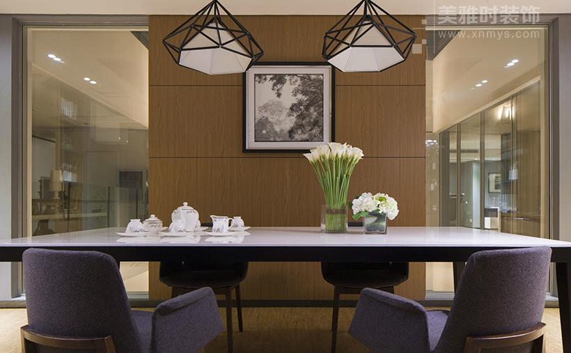 成都写字楼办公室装修设计室内光线色彩的搭配