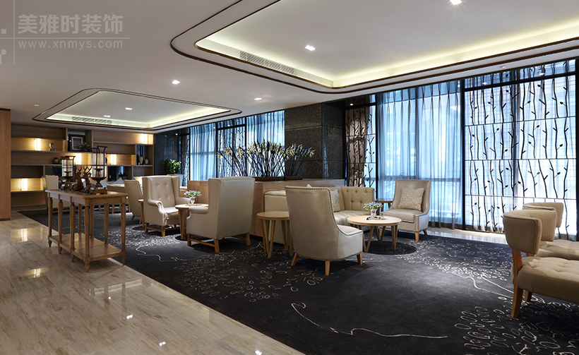成都办公空间装修设计的风格-办公室装修设计公司