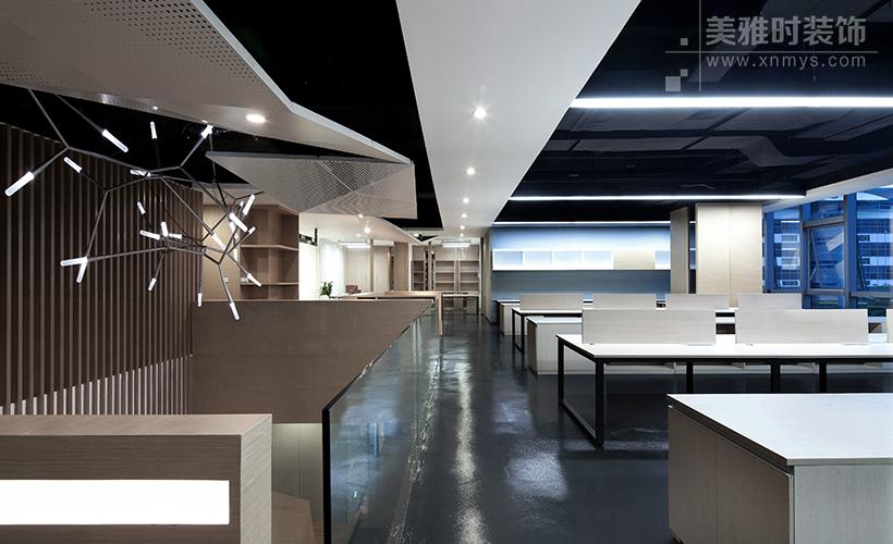 成都孵化园300平办公室装修设计注意要点