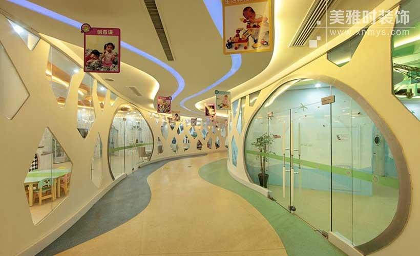 成都幼儿园装修设计公司