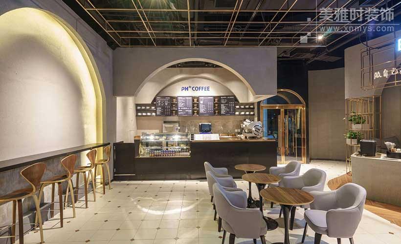 成都奶茶店装修设计-奶茶店装修设计风格案例