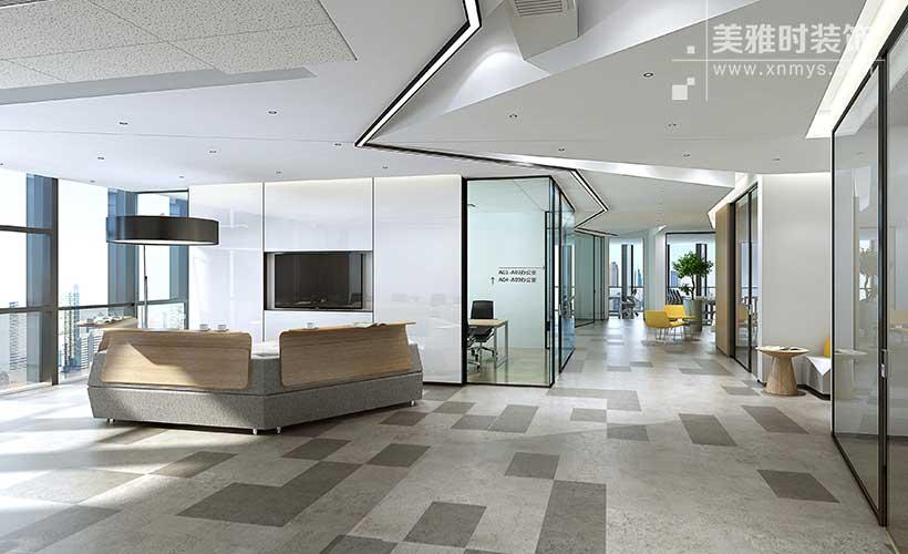 浅析如何做好办公空间设计