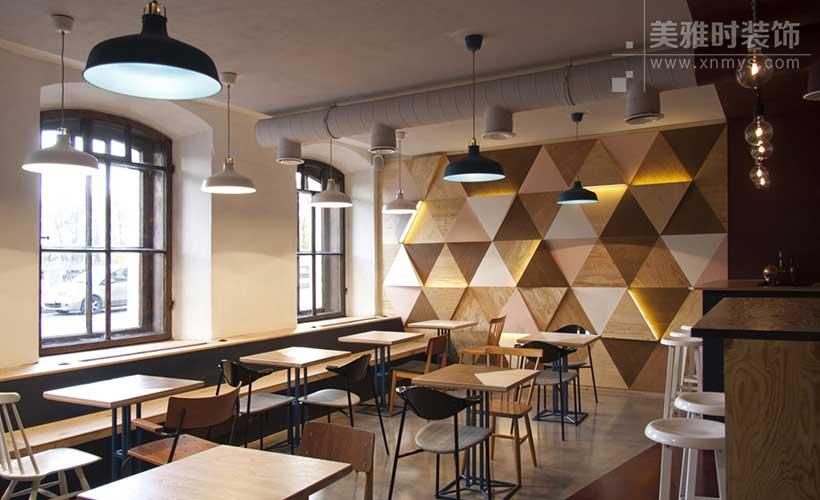 咖啡店装修有哪些注意事项?成都咖啡店装修风格推荐
