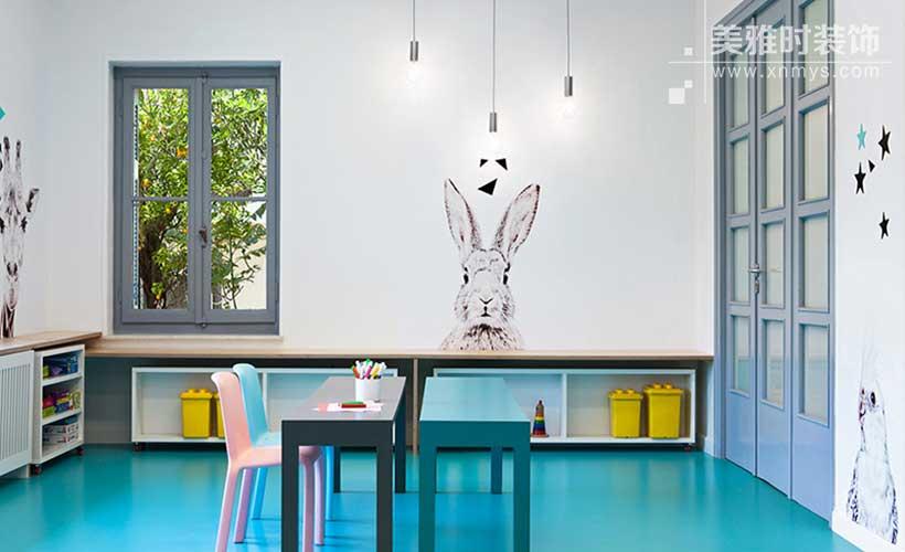 高端幼儿园设计有什么特点?成都幼儿园装修设计公司