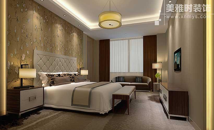 四川酒店装修设计有哪些问题要注意