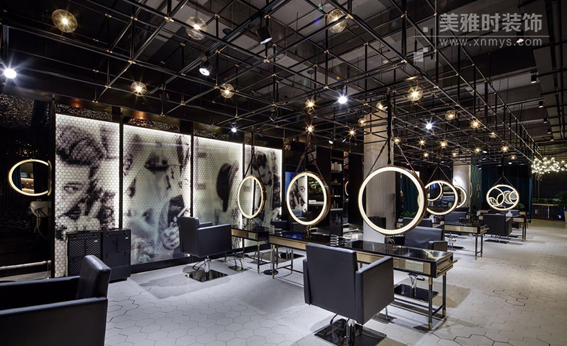 成都理发店装修设计要注意那些问题?