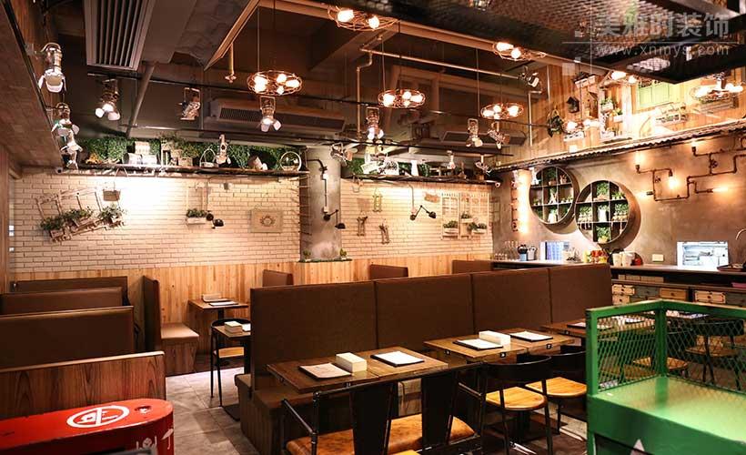 成都360平米咖啡厅装修一般建议选择什么色彩?