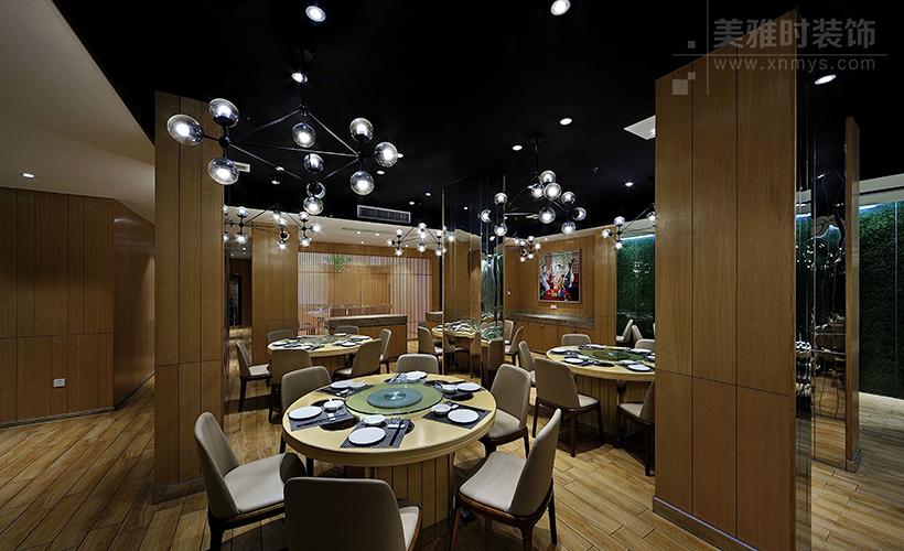 成都餐饮店装修如何突出个性化的设计?