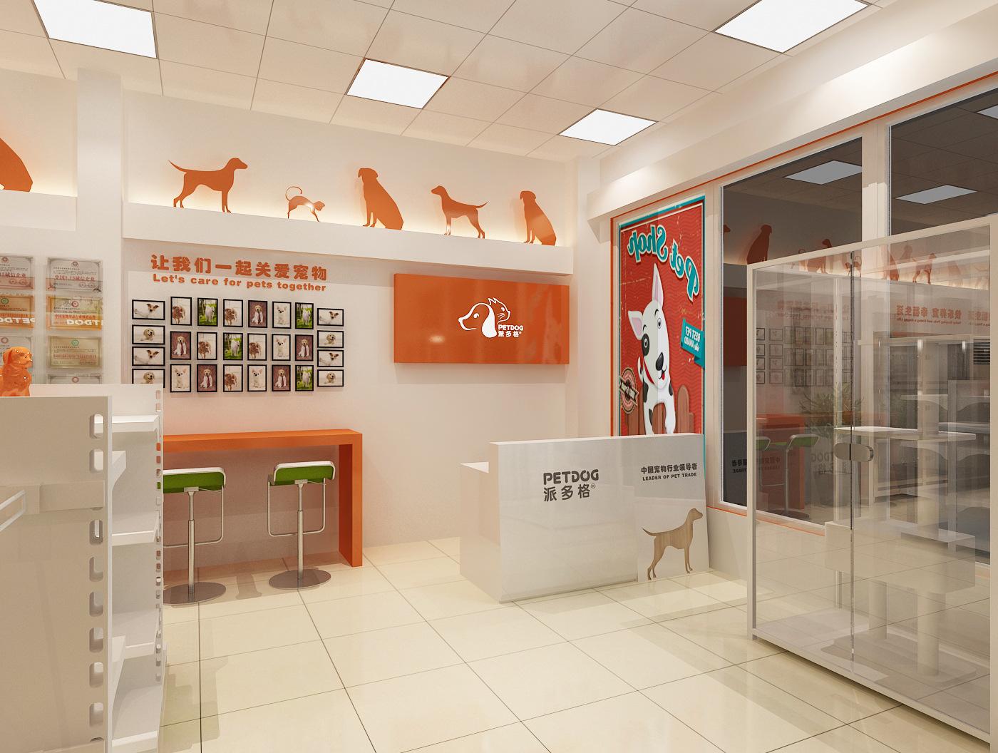 成都宠物店怎样装修?宠物店风格选择与设计要点