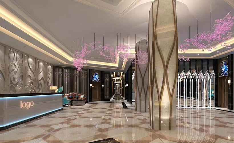展厅装修如何设计体现出商业广告功能