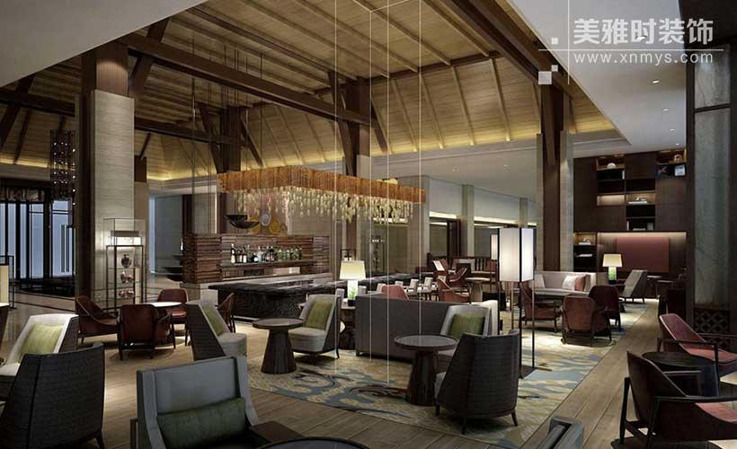 四川酒店装修可以设计哪些风格?酒店装修的设计风格