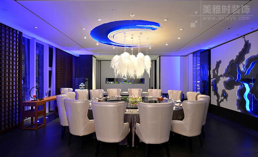 如何合理有效的设计一家西餐厅?