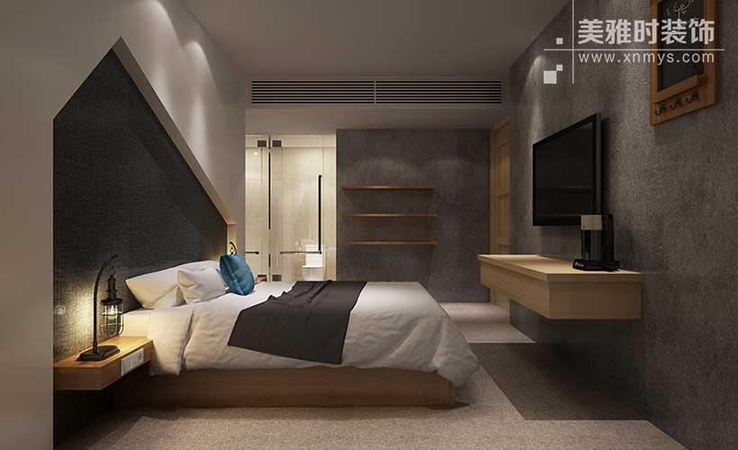 成都酒店客房怎样装修?客房装修的原则与技巧